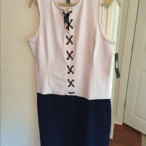 Lauren Ralph Lauren dress NWT nautical